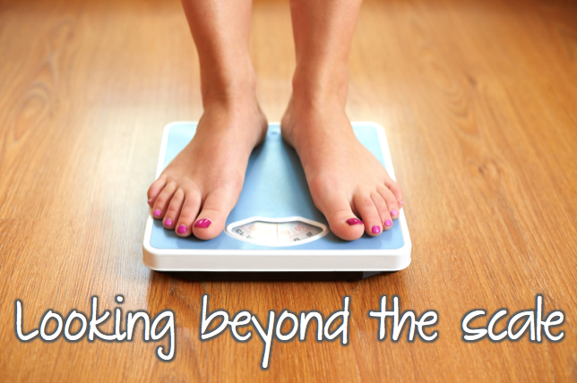 How to Emotionally Survive a Weightloss Plateau
