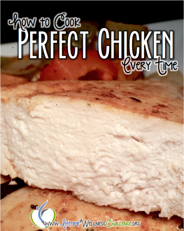 How to Cook Perfectly Moist Chicken