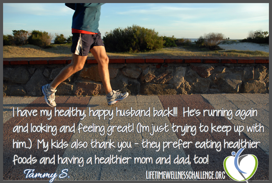 Steve S is Running Again and Feeling Great with LWC Healthy Habits!