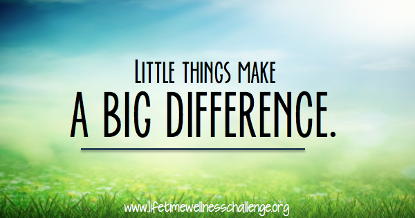 littlethingsmakeabigdifference